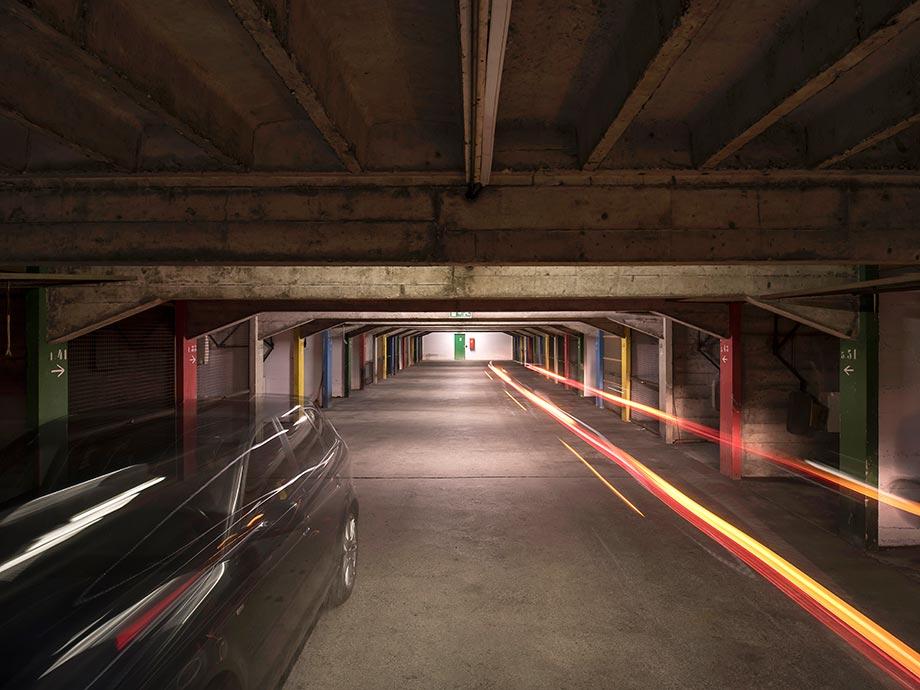 Car-garage
