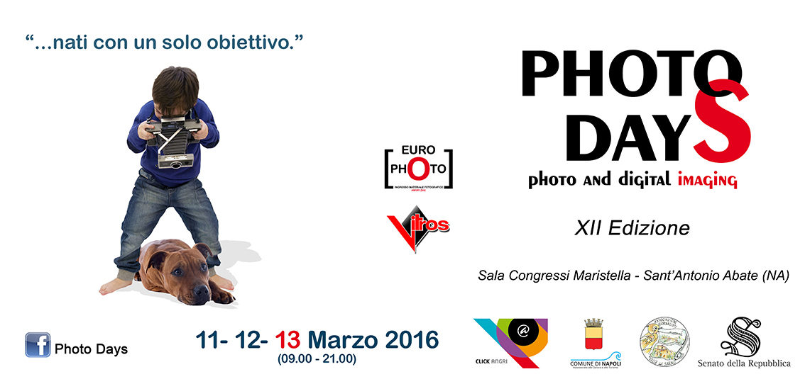 1 Invito PhotoDays 2016