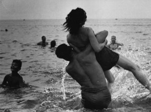 Coney island, New York 1952, Garry Winogrand