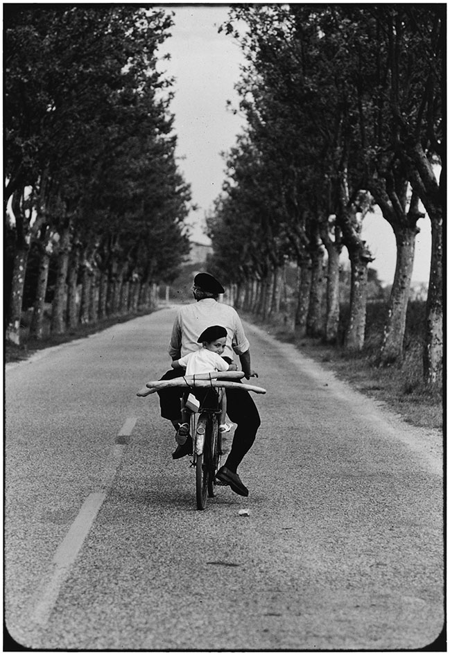 FRANCE. Provence. 1955.
