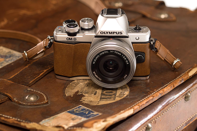 Risultati immagini per Olympus E-M10 MKII Limited Edition