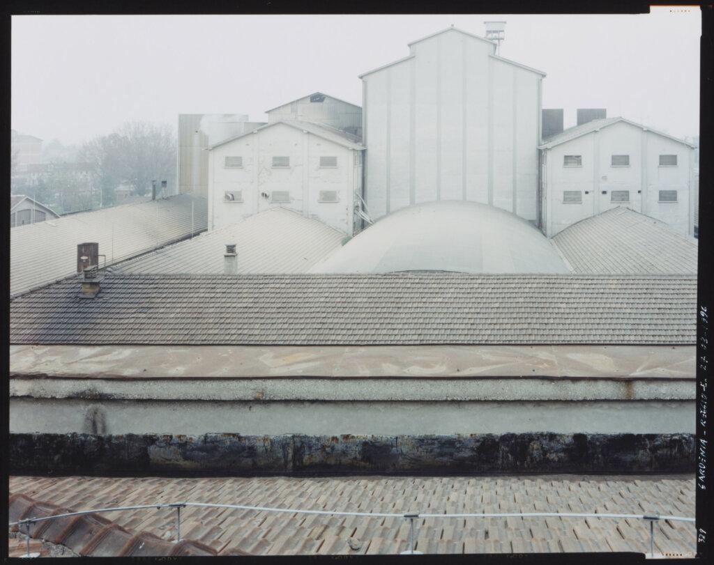 Guido Guidi, La fabbrica, in esposizione al MAST.