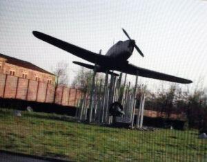 Franco Vaccari, La via Emilia è un aeroporto, 2000