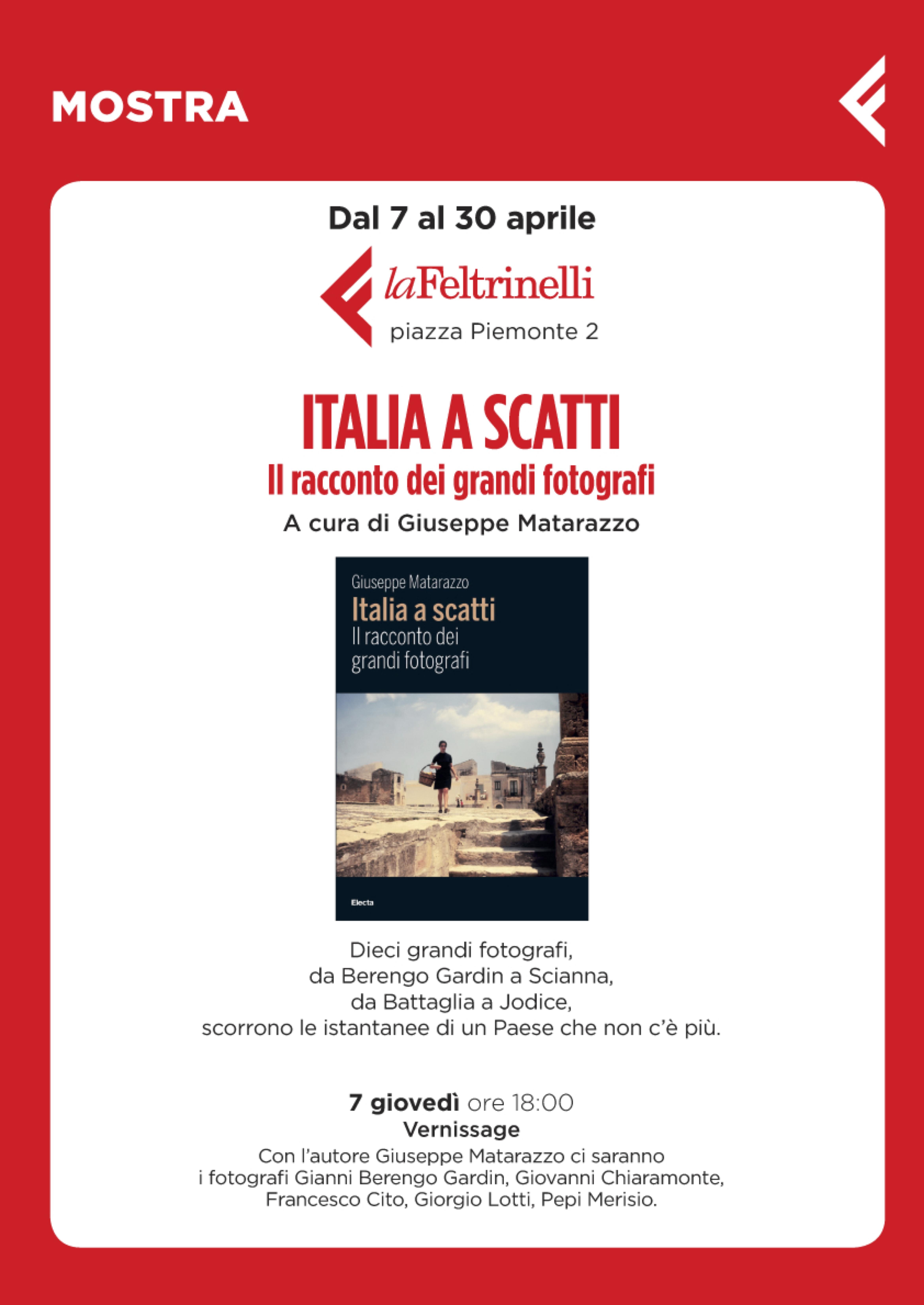 invito Italia a scatti