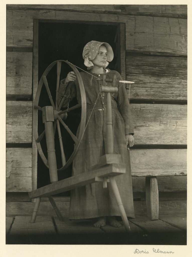 Doris Ulmann - Wilma Creech, Pine Mountain - 1930