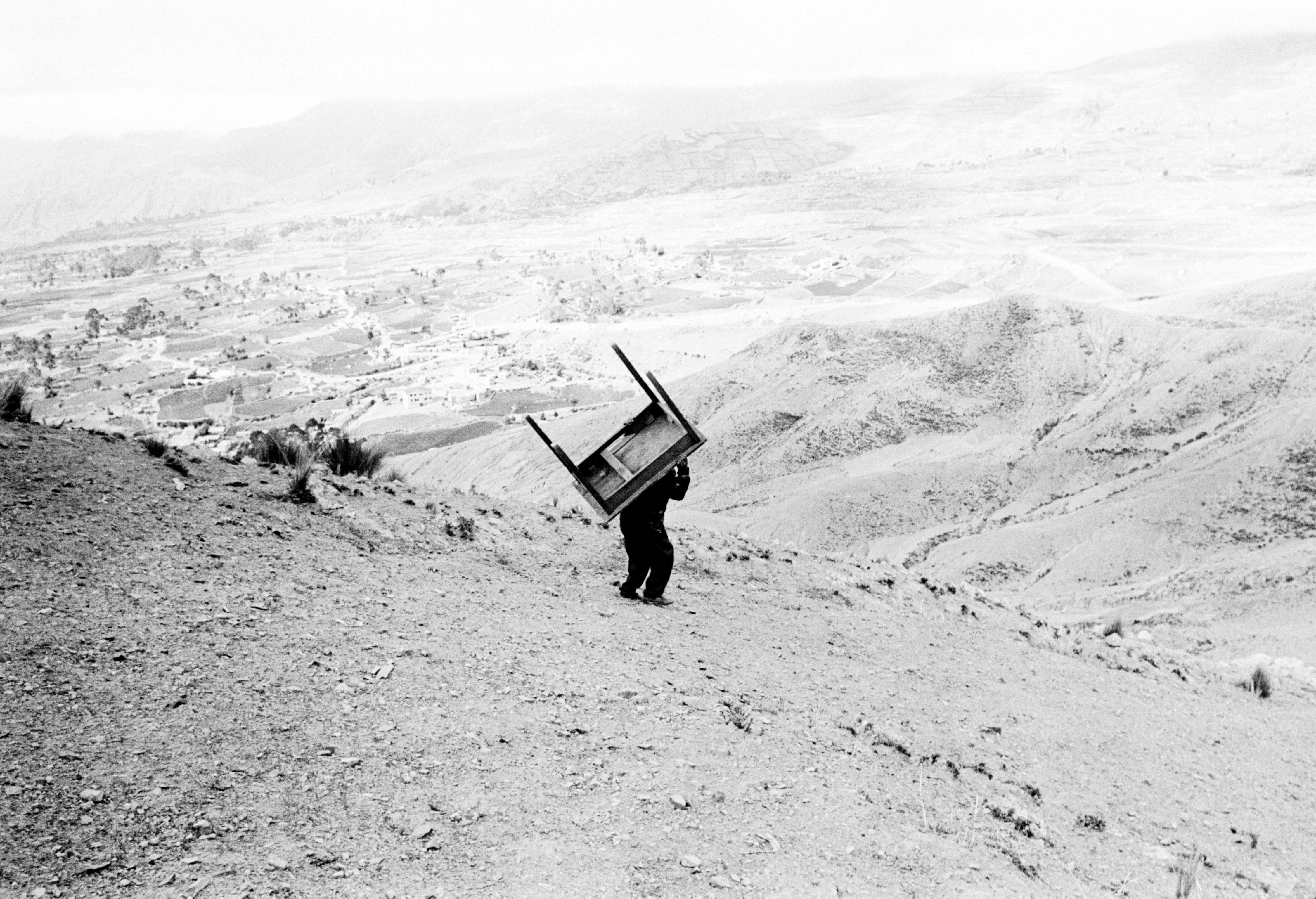 Bolivia 1998 © Luigi Baldelli