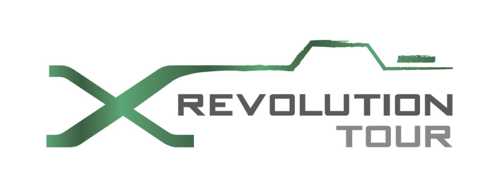 LOGO_X REVOLUTION TOUR