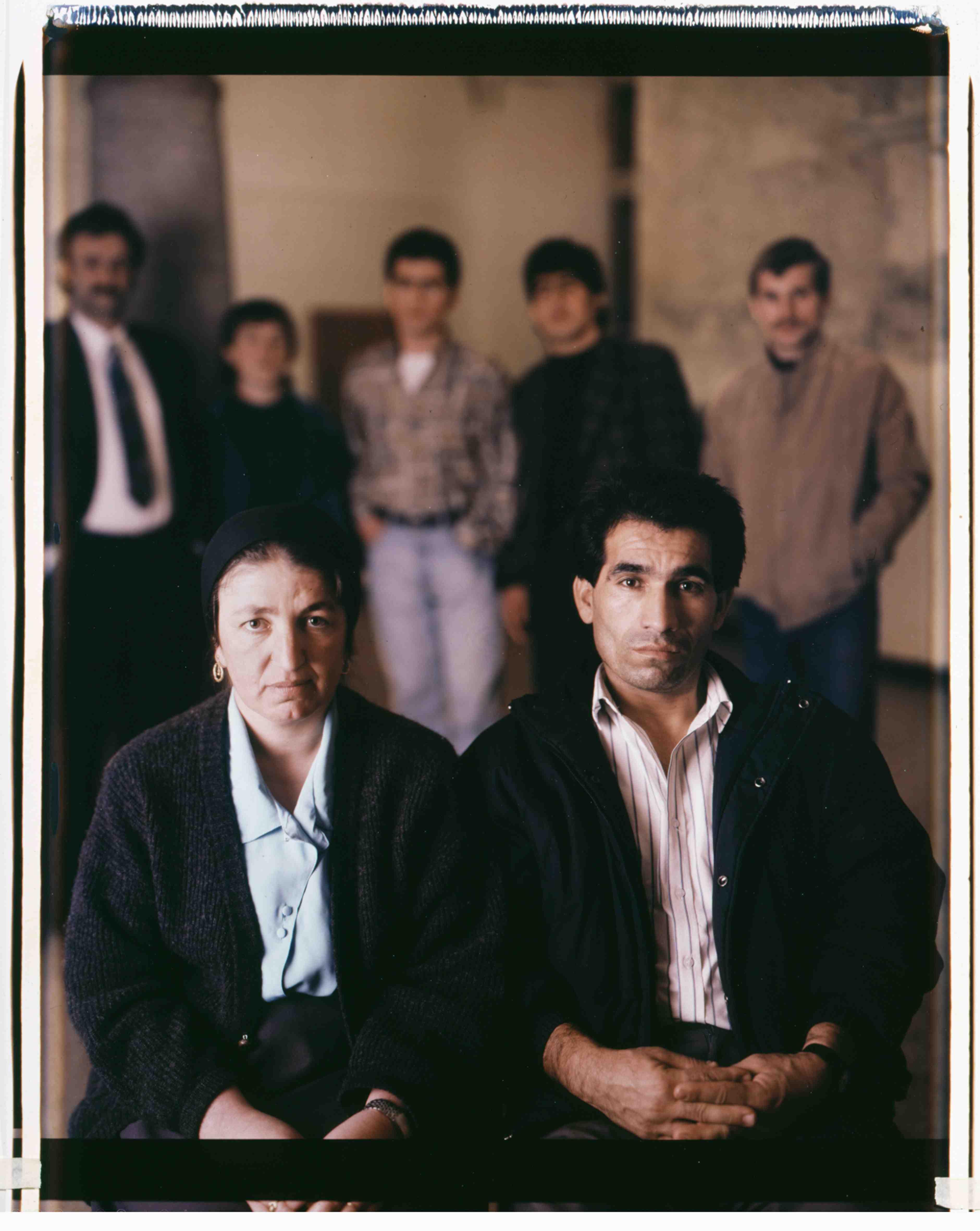 Gente di nessuno, 1991