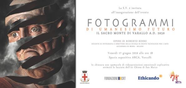Invito FOTOGRAMMI