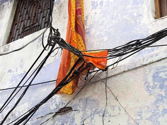 Stefania Beretta | Indian Walls #076 | 2013 | ® Stefania Beretta