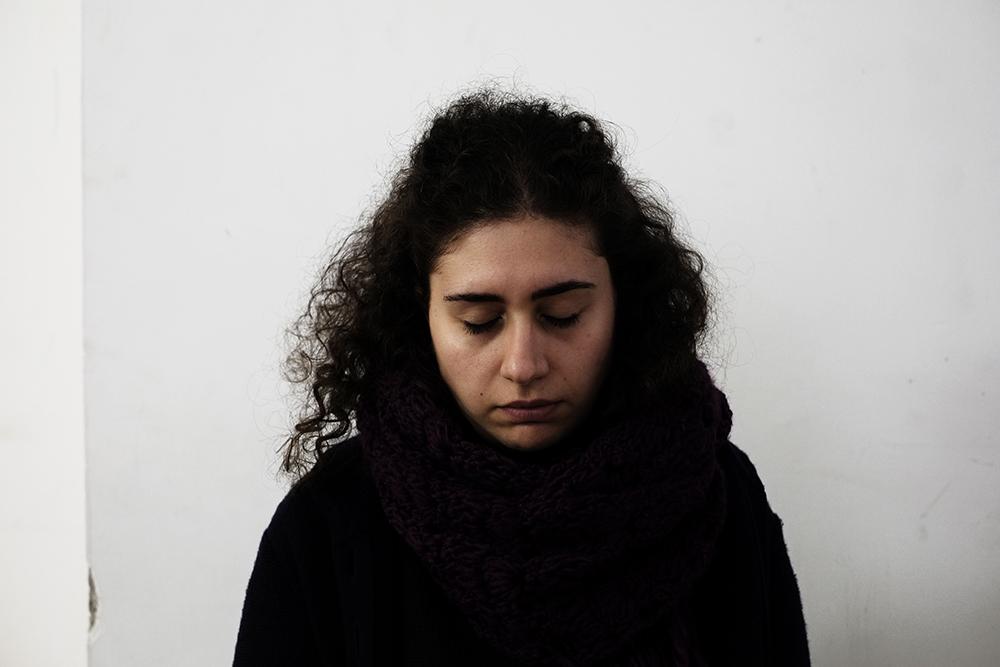 Tiziana - Selfportrait