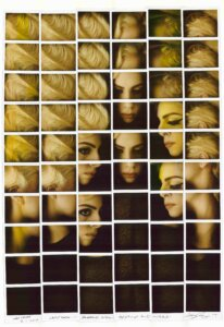 Maurizio Galimberti (Lady Gaga) | Lady Gaga, 2010, 85x58,8cm