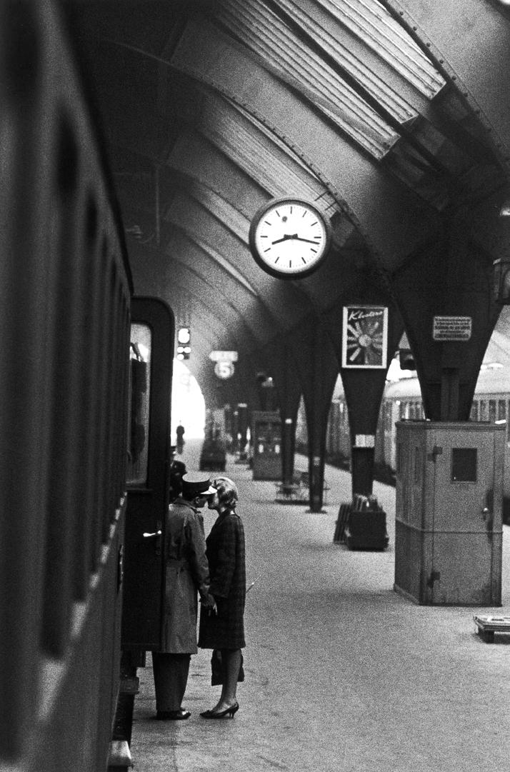 Zurigo, 1961