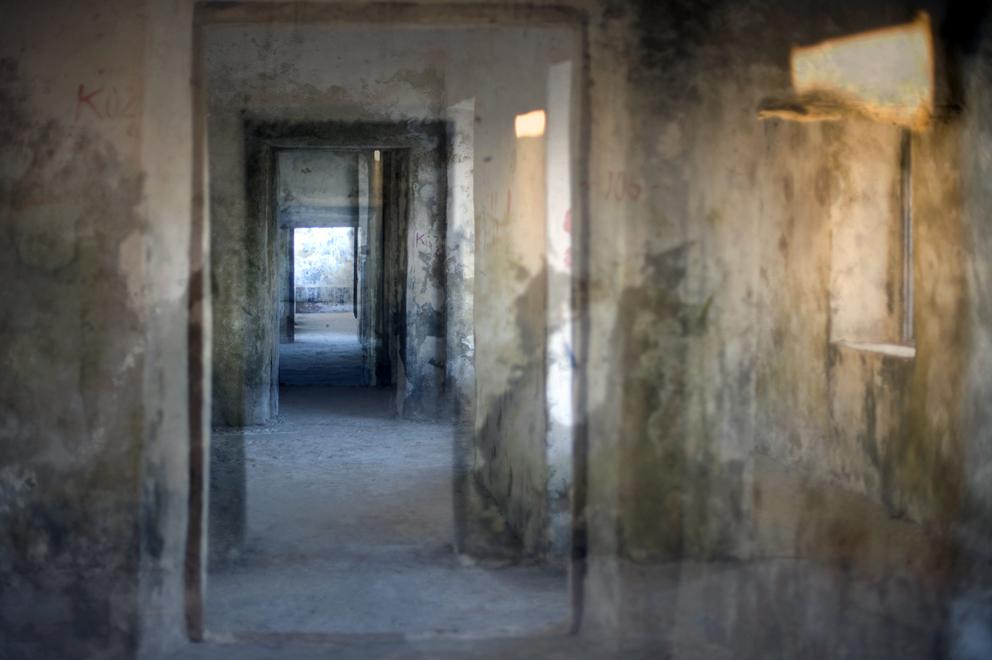 Patrizia Bonanzinga, Nelle Mie Stanze (#03 - Fortaleza de São Sebastião, Ilhia de Moçambique), 2015