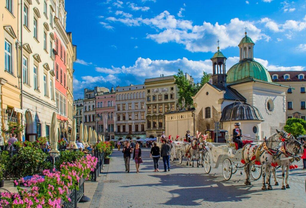 krakow-1665093_1920