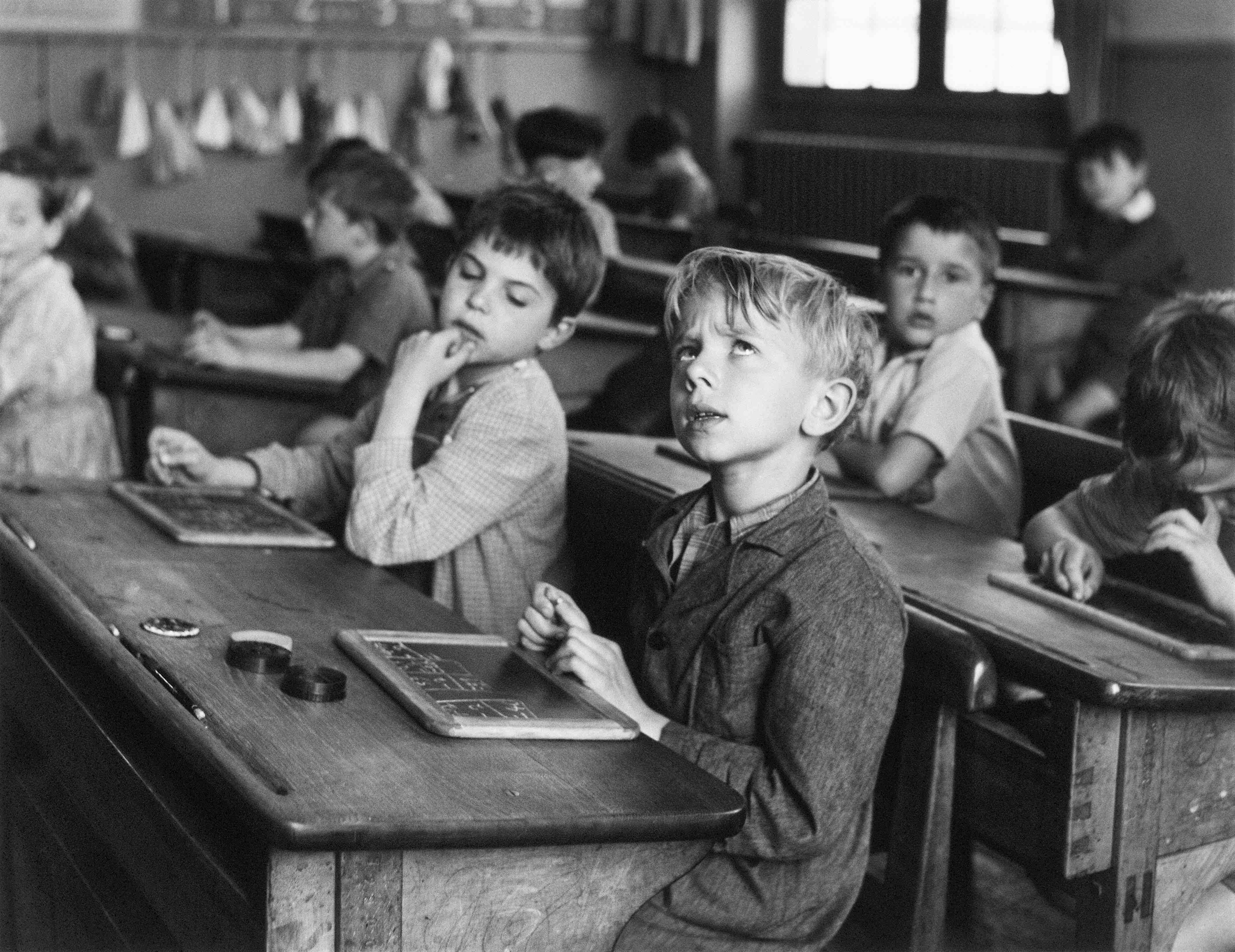 L'information scolaire, Paris 1956