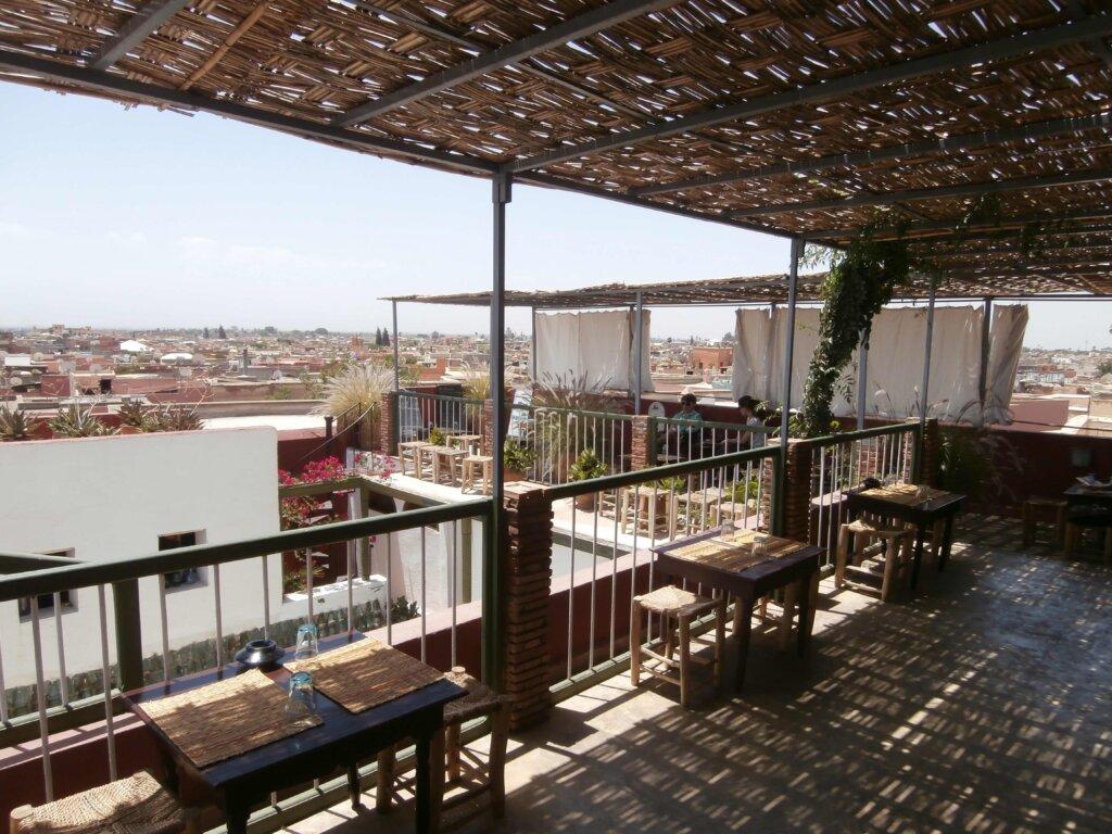 Terrazza © Maison de la Photographie de Marrakech