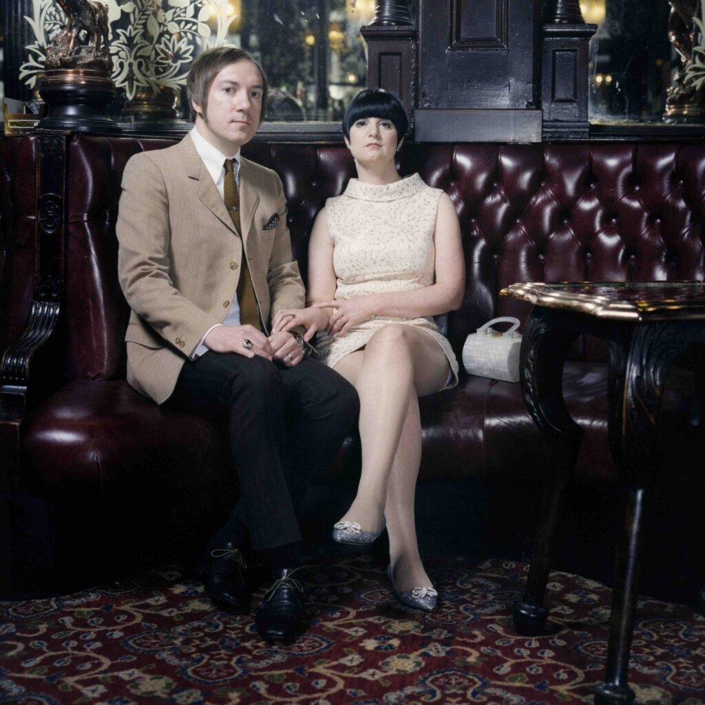 Mark e Paula, dalla serie Modern Couples © Carlotta Cardana
