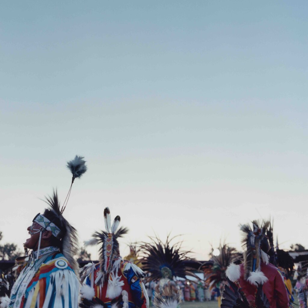 United Tribes Pow Wow, da The Red Road Project © Carlotta Cardana