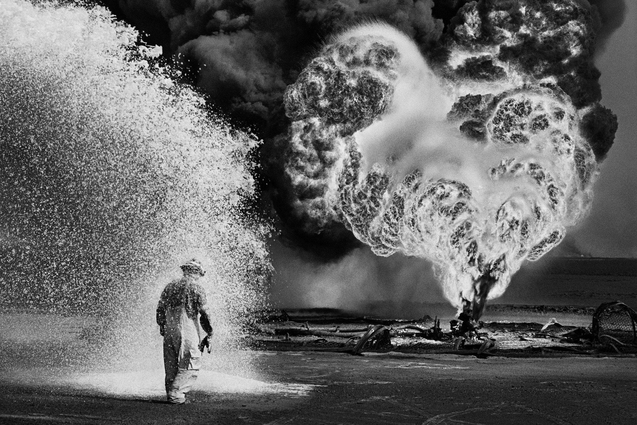 Kuwait © Sebastião Salgado