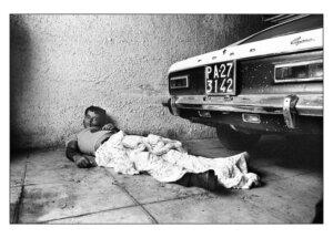 Omicidio targato Palermo, 1975 Courtesy dell'artista