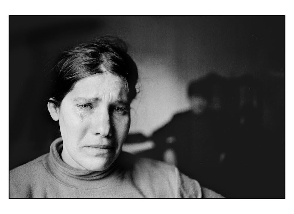 Donna povera, San Vito Lo Capo 1980 Courtesy dell'artista
