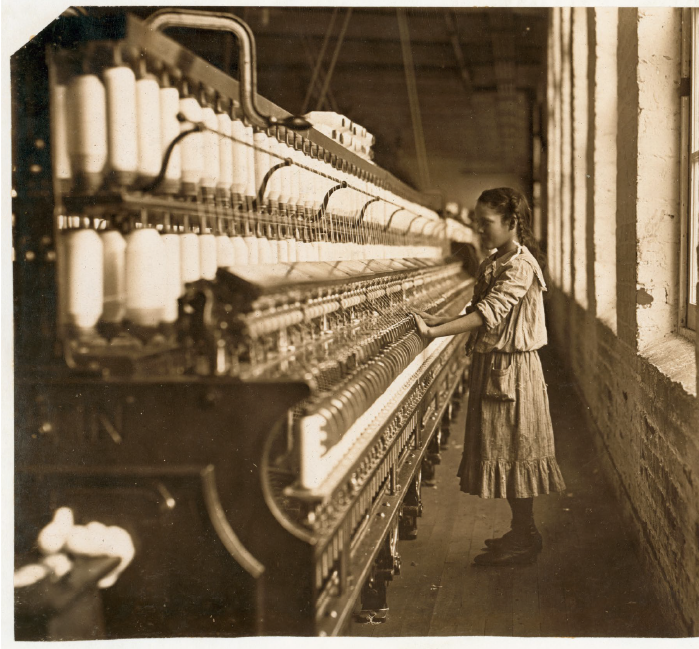 North Carolina, 1913 - © Lewis W. Hine/ Library of Congress Prints - Photographs Division Washington
