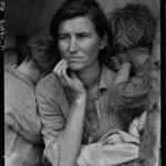 Migrant Mother, 1936 - © Dorothea Lange/ Library of Congress Prints - Photographs Division Washington