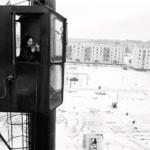 Gru nei nuovi quartieri (dalla serie: Mosca, 1962-1966)