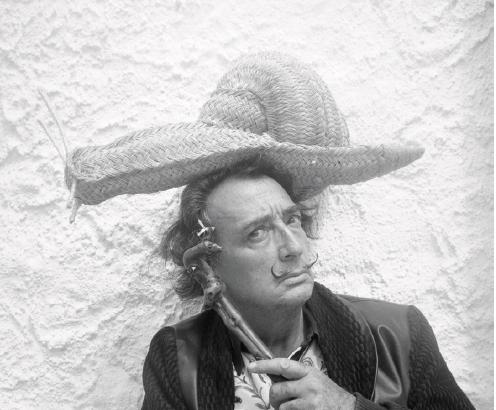 Salvador Dalì, Port Ligatt (Spagna) 1962