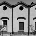 """Via Ripamonti, da """"Milano ritratti di fabbriche 1978-80"""", 1980 - © Courtesy Gabriele Basilico/Studio Gabriele Basilico, Milano"""