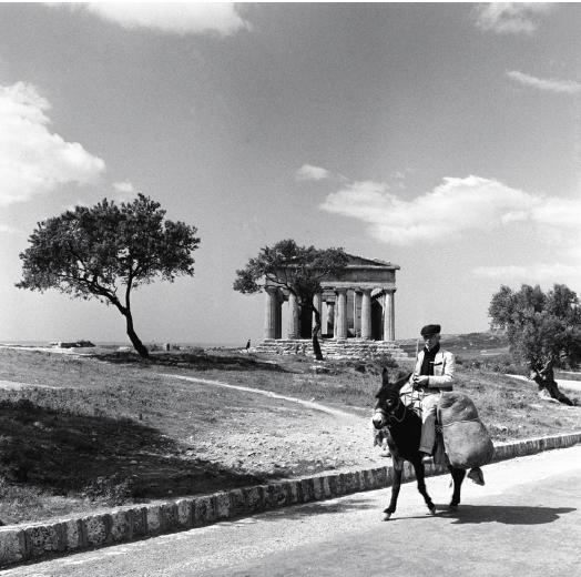 Sicilia 1955 Mario De Biasi per Mondadori Portfolio