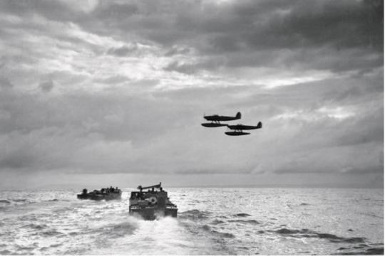 Lo sbarco degli alleati in Sicilia, 1943