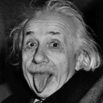 Albert Einstein, 14 marzo 1951 - AFP/Arthur Sasse/ ©Gettyimages