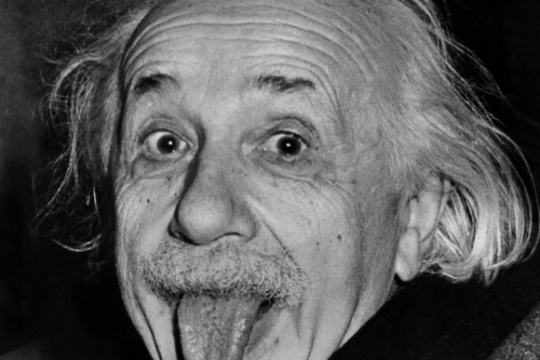 Albert Einstein, 14 marzo 1951 - AFP/Arthur Sasse/ ©Gettyimages