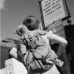 Vincent, sur la route des vacances, 1946 Ministère de la Culture Médiathèque de l'architecture et du patrimoine / Dist RMN-GP © Donation Willy Ronis