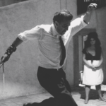 Federico Fellini, set 8e1/2, 1962 - © Tazio Secchiaroli / David Secchiaroli