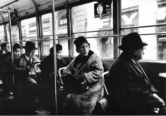 Ernesto Fantozzi, Tram 38, 1964
