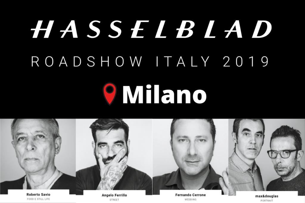 Ambassador Hasselblad Milano