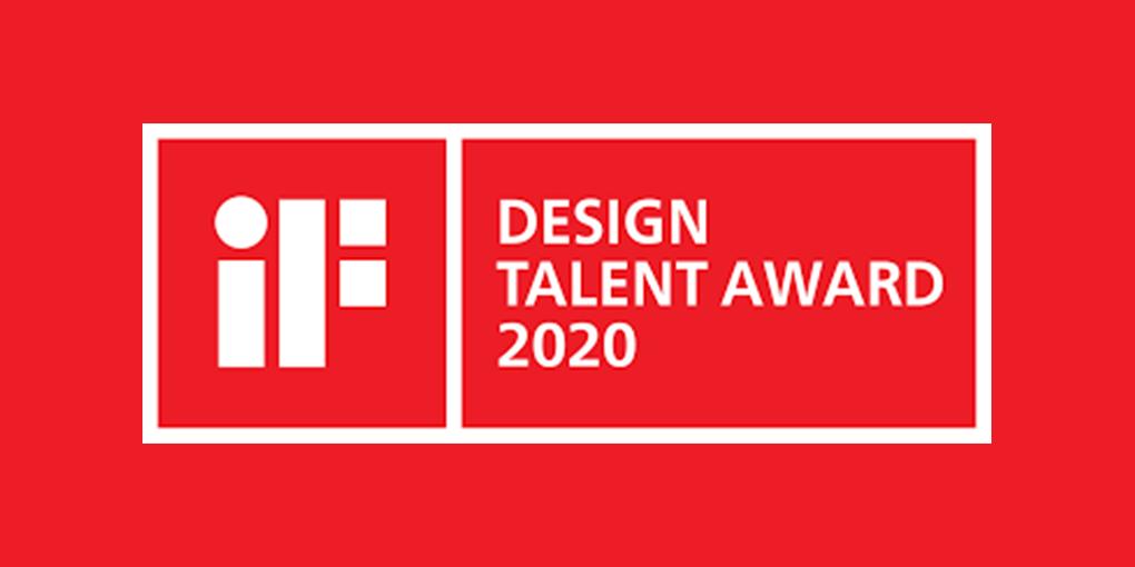 iF Design Talent Award 2020