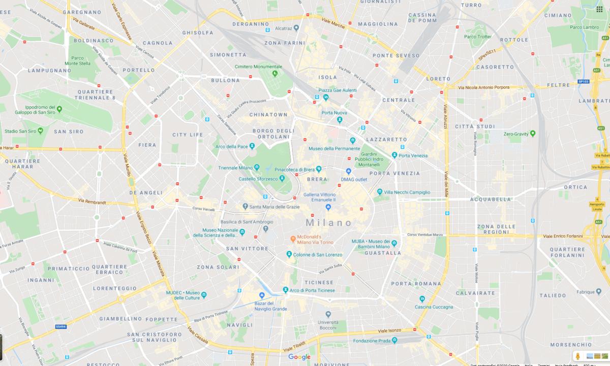 Milano, I luoghi della fotografia