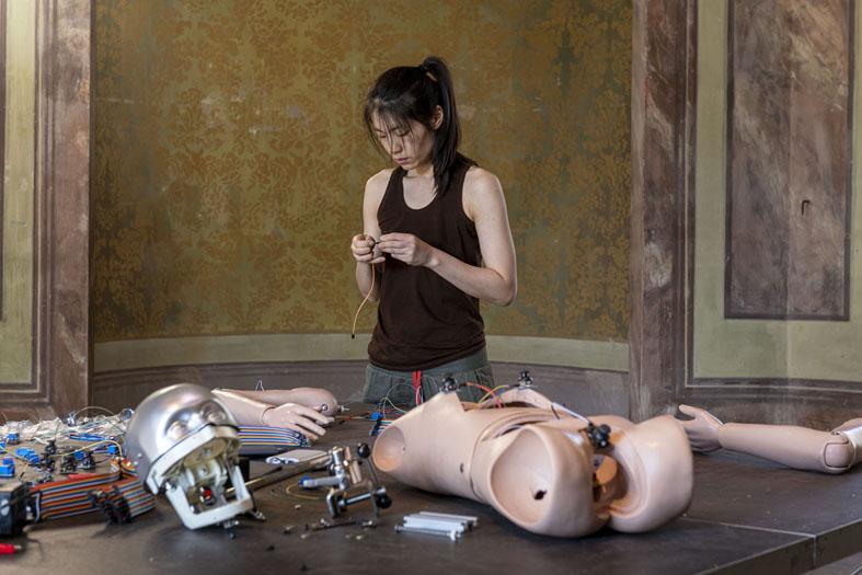 Geumhyung Jeong Upgrade in Progress, 2020 Fondazione Modena Arti Visive
