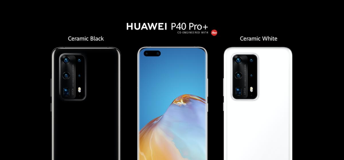 Huawei P40 Pro +