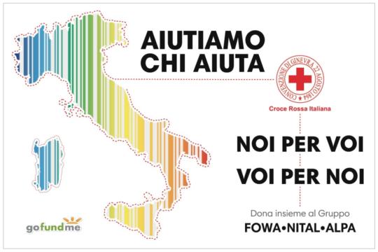 Raccolta fondi Nital