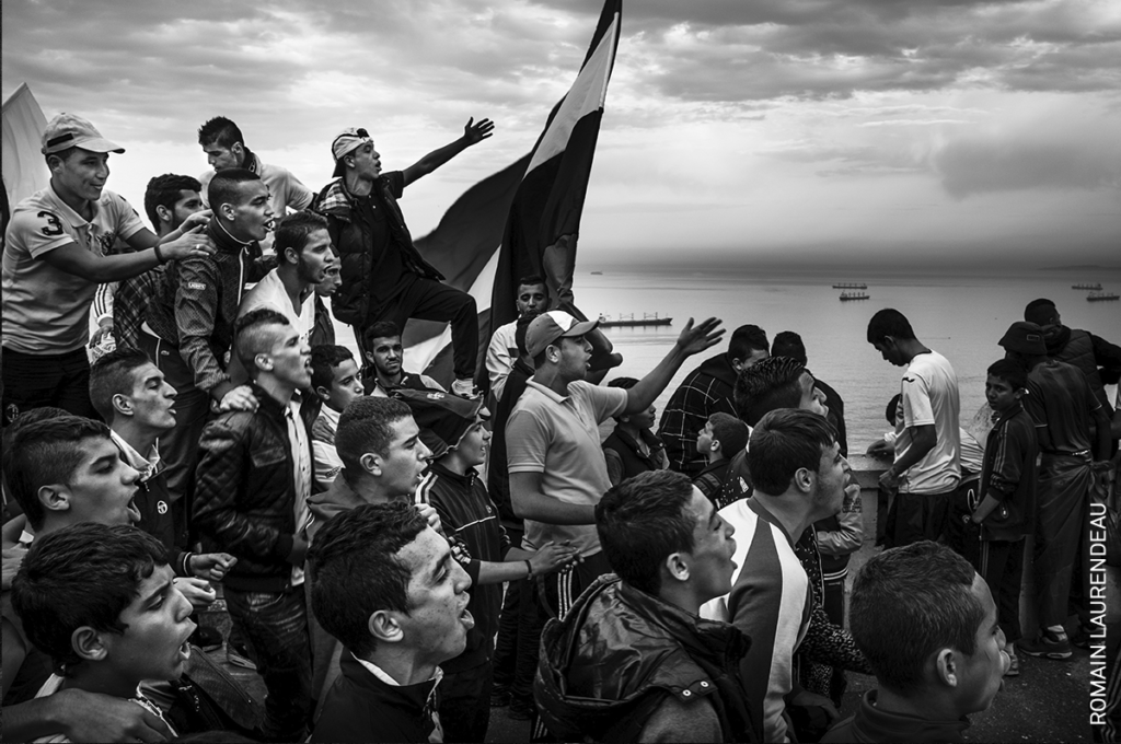 © Romain Laurendeau. Winner of World Press Photo Story of the Year. Courtesy of World Press Photo 2020