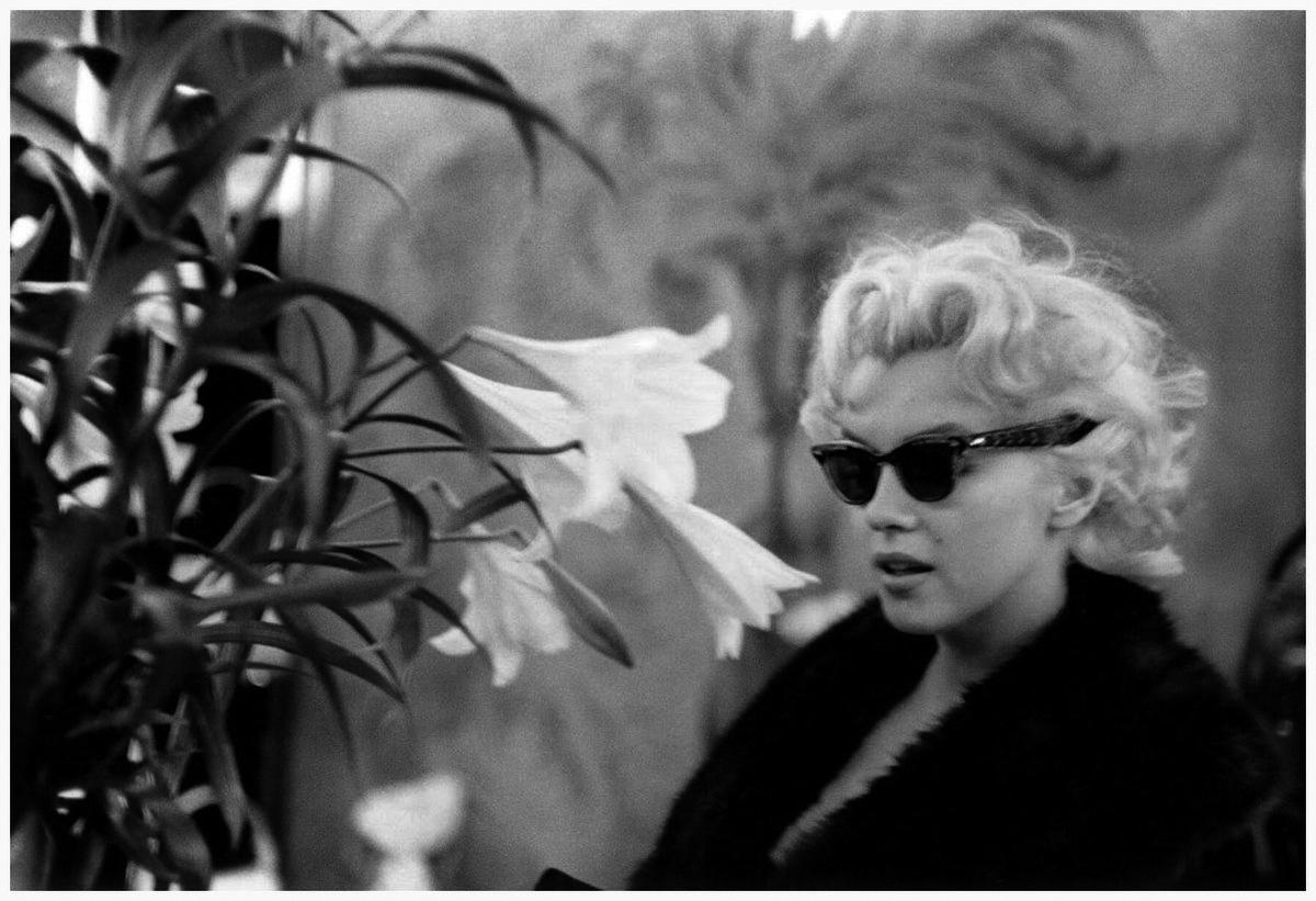 Eve Arnold. Serie dedicata a M. Monroe