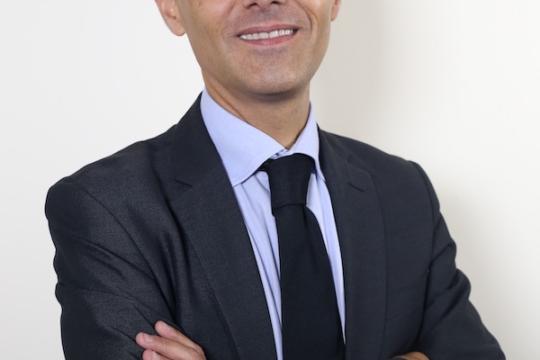 Marco di Lernia - Country Director di Canon Italia.
