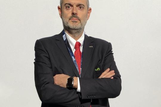 Guglielmo Allogisi, General Manager delle Divisioni Electronic Imaging & Optical Devices di Fujifilm Italia