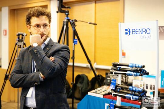 Alessandro Scalisi, Direttore Commerciale e Marketing di Rinowa