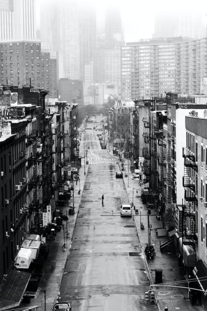 © Chris Trini. United States - Marzo 2020, New York City